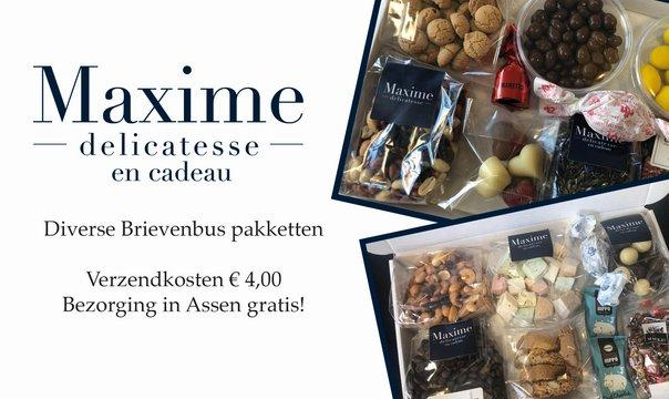Maxime Delicatesse Brievenbus
