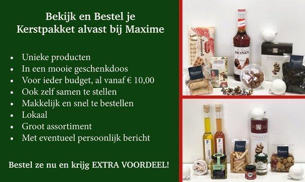 Maxime Delicatesse Kerst