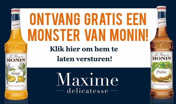 Maxime Delicatesse Monin