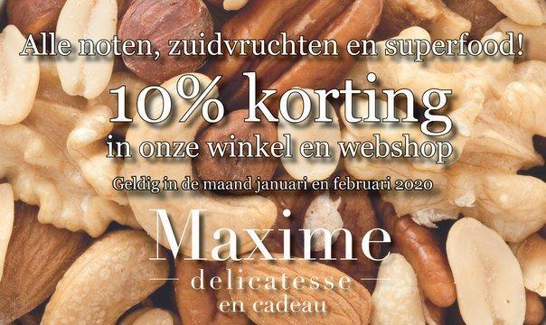 Maxime Delicatesse noten