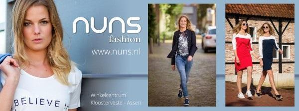Nuns Fashion