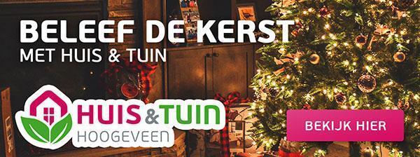 Huis & Tuin Hoogeveen Kerst
