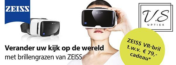 VS Optiek Zeiss Virtual Reality Actie