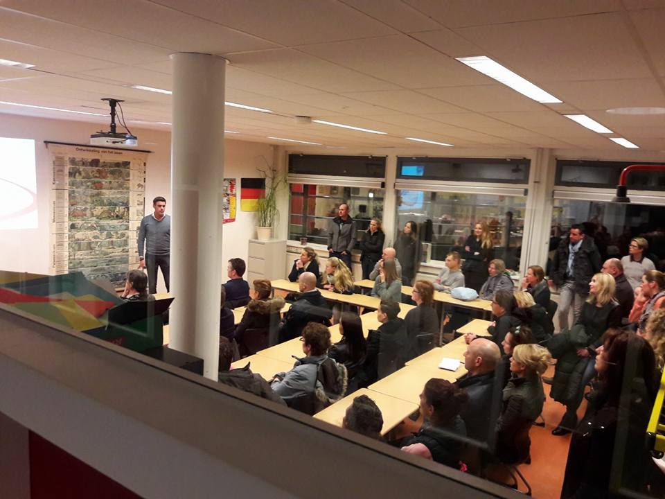 Geslaagde informatieavond bij Penta Assen - Assen stad nieuws website