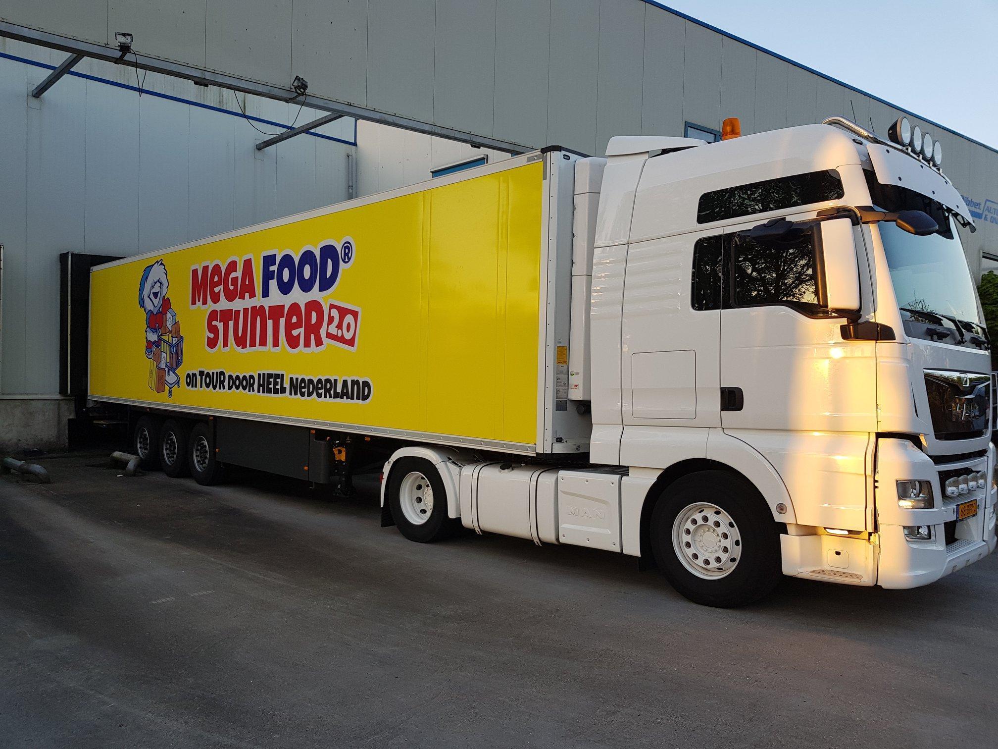 Goedkope Badkamer Assen : Megafoodstunter2.0 truck dinsdag weer in assen assenstad.nl