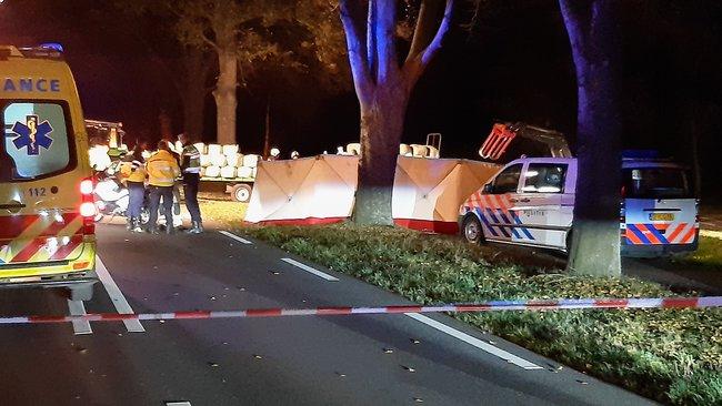 Politie zoekt getuigen van dodelijk ongeval in Ubbena - Assen Stad