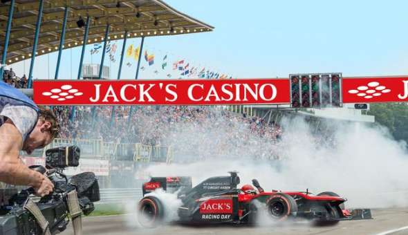 Motorevenement GAMMA Racing Day wordt Jack's Racing Day